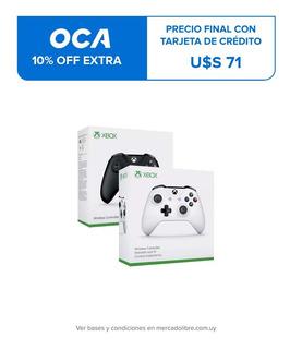 Joystick Control Xbox One, One S Y One X Inalambrico
