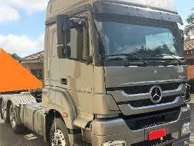 Mercedes-benz Axor 2544 6x2 2011