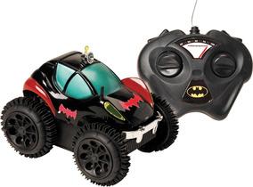 Carrinho Controle Remoto Batman Veiculo De Manobras 3f. Un