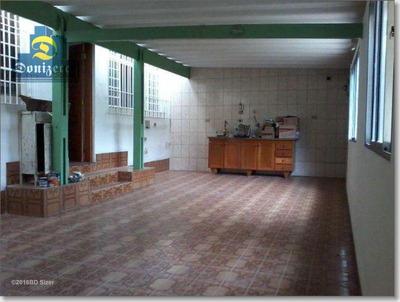 Sobrado Residencial À Venda, Campestre, Santo André. - So0671