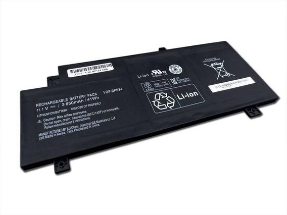 Bateria Notebook Sony Bps34 Vgp-bps34 Svf-14aa1qx Svf15a1bc