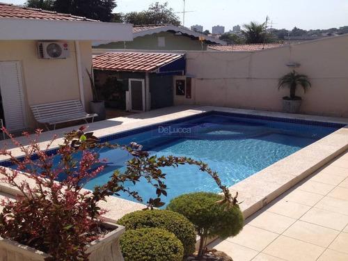 Casa À Venda Em Taquaral - Ca018948