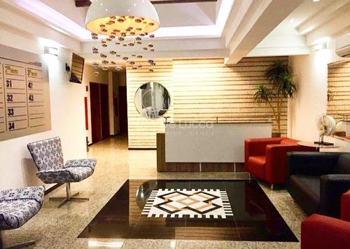 Imagem 1 de 14 de Sala Para Aluguel Em Loteamento Alphaville Campinas - Sa007114