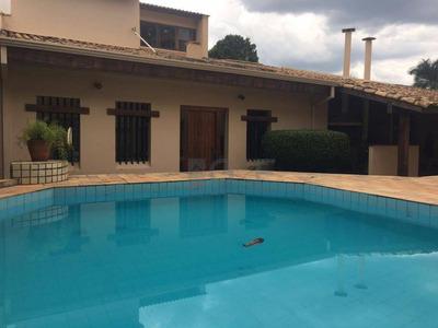 Casa Residencial À Venda, Parque Nova Campinas, Campinas. - Ca3990