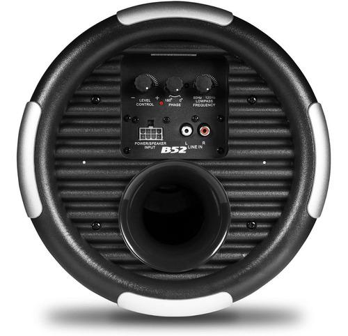 Imagen 1 de 5 de Bazooka B52 10 Woofer + Potencia 450w Atr 1045 Turbospeaker