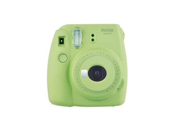 Câmera Instantânea Fuji Instax Mini 9 Verde Lima