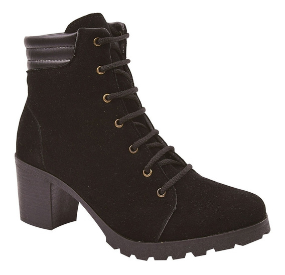 Bota Coturno Sapato Feminino Chiquiteira Chiqui/4101
