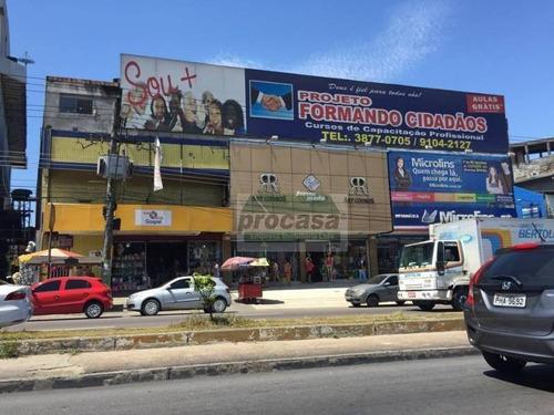 Sala Para Alugar, 10 M² Por R$ 20.000,00/mês - São José Operário - Manaus/am - Sa0166