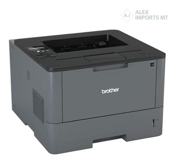 Impressora Laser Mono Brother Hl-l5102dw 42ppm 1200dpi Usb