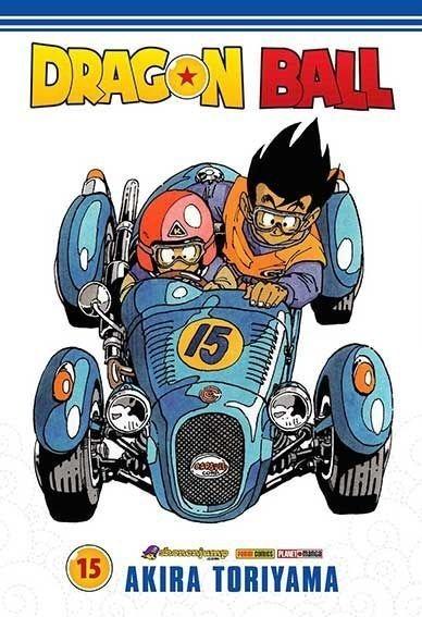 Manga Dragon Ball Volume 15 Akira Toriyama