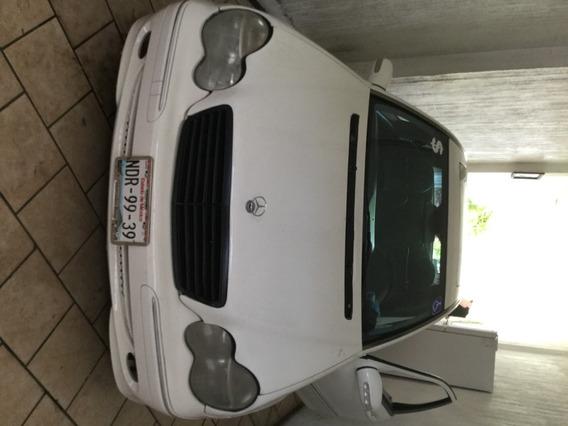 Mercedes Benz 2002 C200 Kompressor