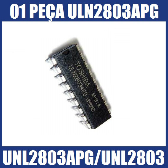 Circuto Integrado Unl2803apg - Unl2803 Peça Original