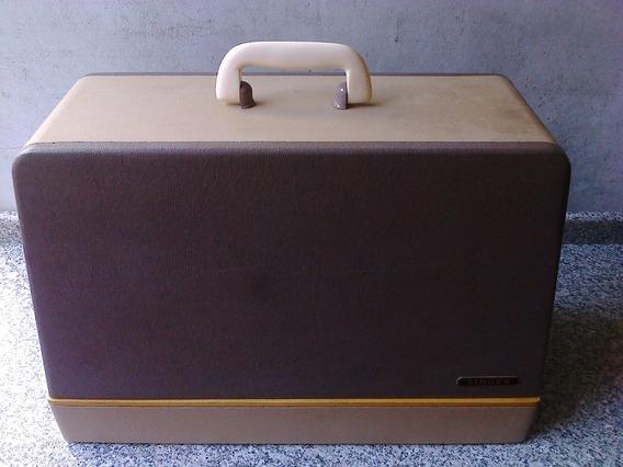 Máquina De Costura Singer 660c Antiga Zero Relíquia