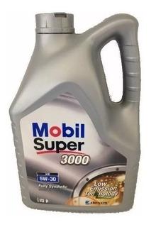 Aceite Mobil Super 3000 Xe 5w30 X4lts.