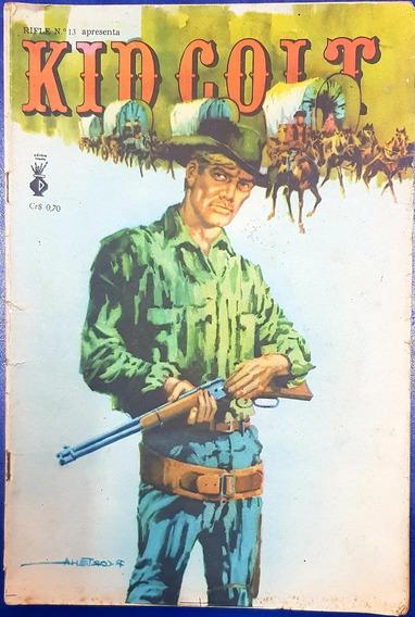 Rifle Nº 13 Apresenta: Kid Colt - O Novo Xerife