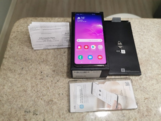 Galaxy S10 Plus 512gb - R$ 3199 Em 1x No Mp