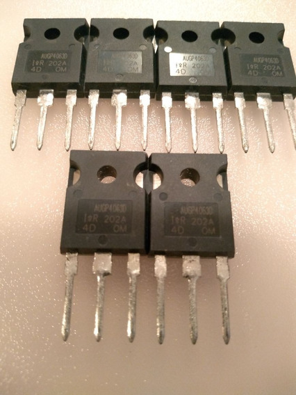 10 Transistores Irgp4063d/ Augp4063d/ Gp4063d. To-247.