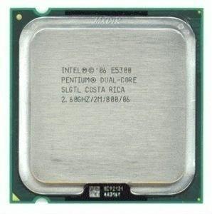 Processador Intel Pentium Dual-core E5300 2.6 Ghz 775