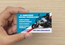 Servicio De Mensajeria Y Encomienda En Moto