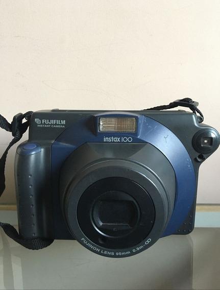 Câmera Instax Wide Estilo Polaroid (aceito Negociação)