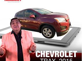 Chevrolet Trax Ls Estándar