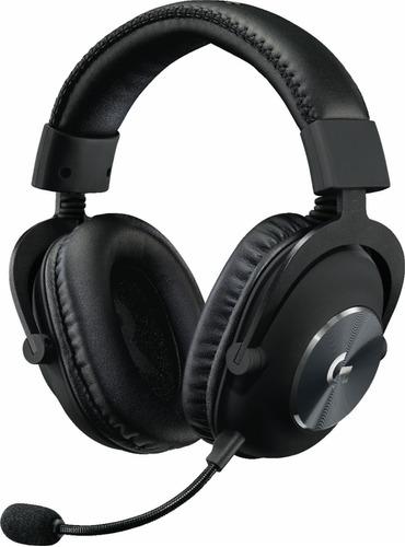 Auricular Gamer Logitech Pro X Mic Blue Voice Pro-g Dts 7.1