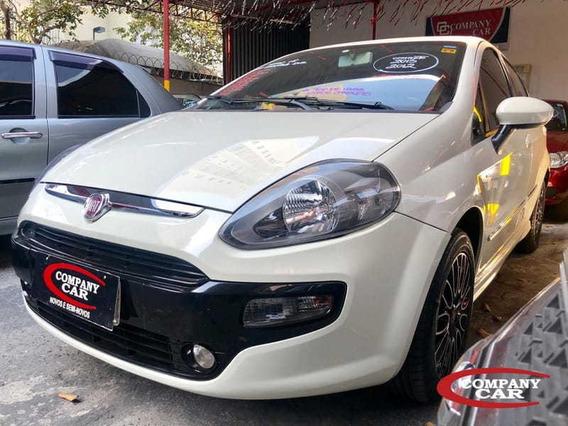 Fiat Punto Sporting Dualogic 1.8 Flex 16v 5p 2013