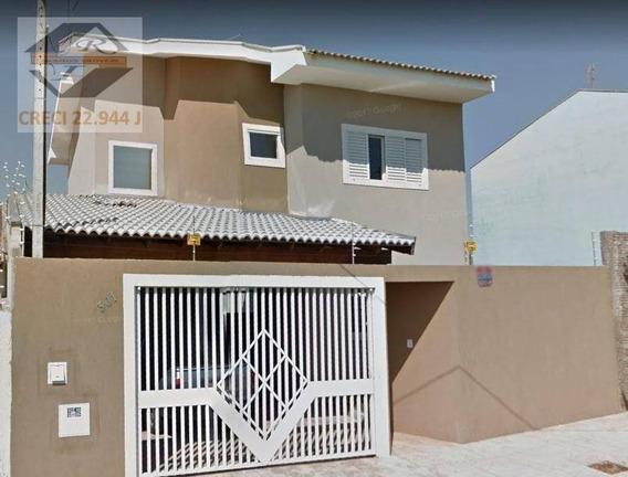 Casa Com 2 Dormitórios À Venda, 155 M² Por R$ 394.222,32 - Parque Residencial Universo - São José Do Rio Preto/sp - Ca1166
