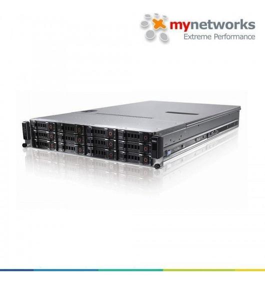 Servidor Dell Storage Nas Iscsi 12tb Ssd Flash 2 Portas 10gb