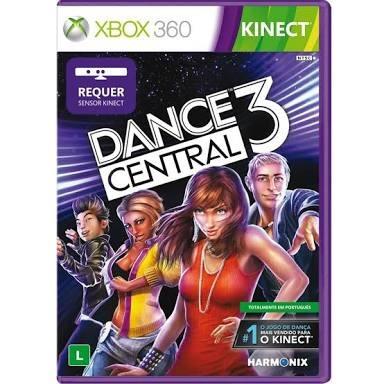 Kinect Xbox 360 Mais 2 Jogos
