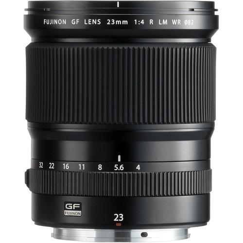 Fujifilm Gf 23mm F/4 R Lm Wr Lente 23