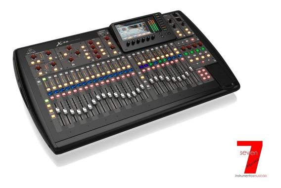 Mesa De Som Digital Behringer X32 Full (com Nota Fiscal)