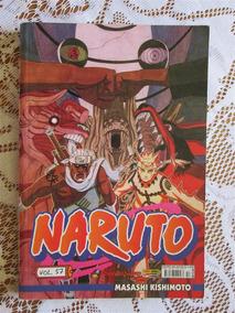Naruto 57 - Primeira Publicação - Masashi Kishimoto