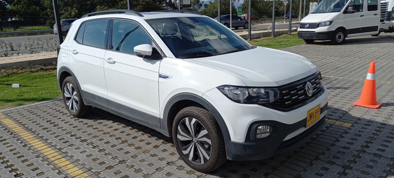 Volkswagen T-cross Comfortline 1.6l At