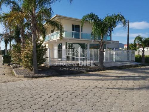 Casa 5 Dorm. Praia Do Sonho - 400 Metros Da Praia - 2202