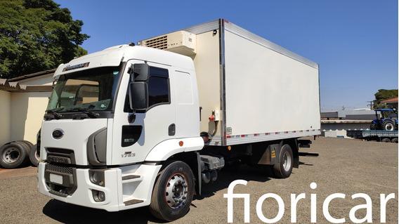 Ford Cargo 1723 2013/13 Gabine Leito Báu Frigorifo 6.50mts