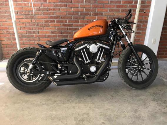 Harley Davidson Iron 883 Accesorios Cafe Racer