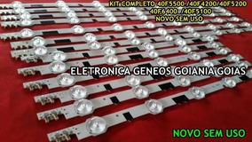 14 Barras Novas Un40f5500 Un40f6100, Un40f6400 Un40f5200