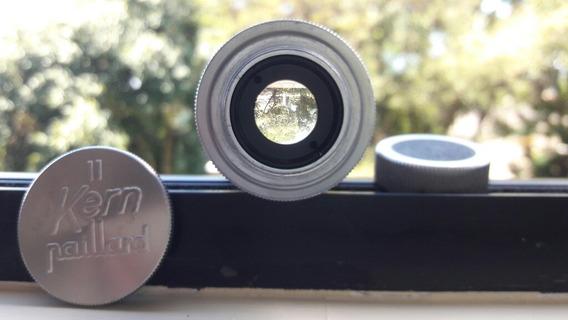 Lente Kern Paillard Rx 10mm F1.6
