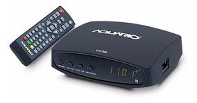 Conversor Digital Aquário Dtv-7000 Função Gravador Hdmi Rca