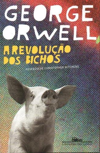 A Revolução Dos Bichos - Livro De George Orwell
