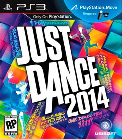 Jogo Just Dance 2014 Ps3 Playstation 3 Pronta Entrega Dança