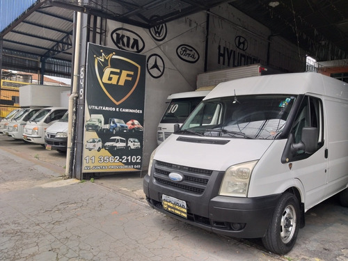 Ford Transit 2010 2.4 Curto 5p