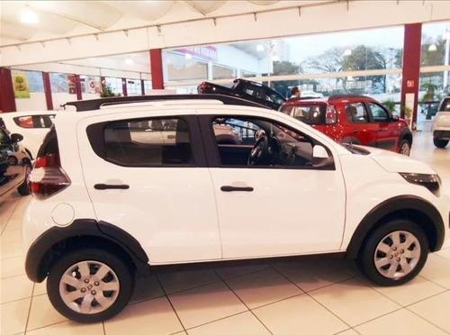 Fiat Mobi Way Okm 2021* Cuotas Con Tu Usado O Anticipo E