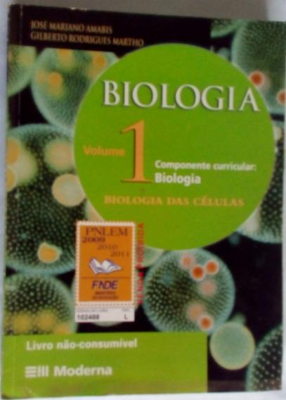 Biologia Volume 1 Biologia Das Células. Moderna Ambis/martho