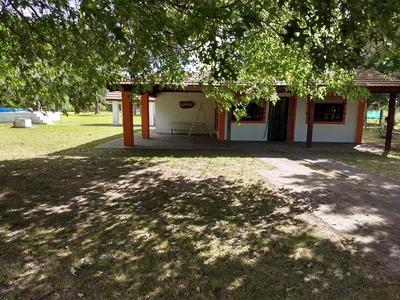 Casa Quinta - Impecable Estado - Gran Parque Y Arboleda