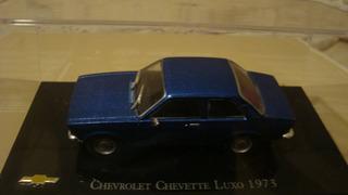 Miniatura 1:43 Chevette Luxo 1973 Chevrolet Collecion