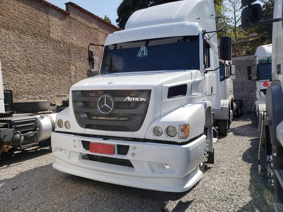Mercedes-bens Atron 1635 4x2 Ano 2014/2014 Com Ar