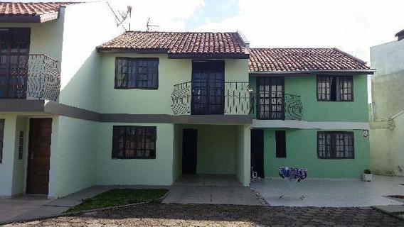 Sobrado Para Venda Em São José Dos Pinhais, Afonso Pena, 3 Dormitórios, 1 Banheiro, 1 Vaga - L526