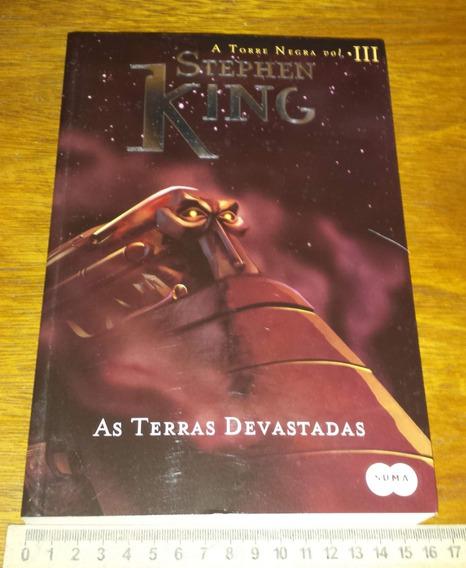 As Terras Devastadas - Stephen King - Torre Negra
